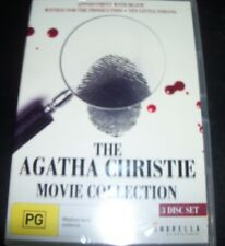 Agatha Christie Movie Collection (Australia Region 4) DVD – New