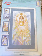 "Lanarte / Maria van Scharrenburg ""4 Elements - Fire"" Cross Stitch Kit NIP 9x19"""