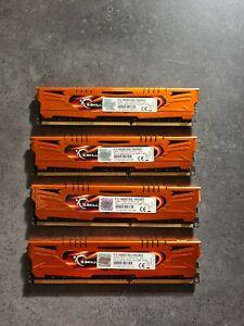G.SKILL 16GB (2 x 8GB) DDR3 1600 (PC3 12800) Memory (F3-12800CL10D-16GBXL)