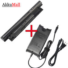 Battery+Charger For Dell Inspiron15-3521 14R-5421 17-3721 15R-5521 17R-5721 3421