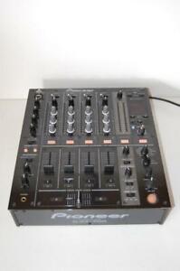 Pioneer DJM-700 4 channel Pro DJ Mixer Excellent L@@@K!!!!!
