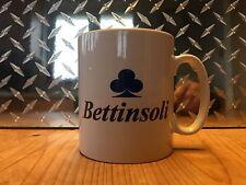 Bettinsoli FUCILI Logo Stampato Tè/Tazza Caffè