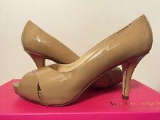 Kate Spade New York Billie New Camel Patent Women's Fashion Heels Pumps Size 6 M