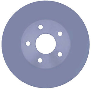 Disc Brake Rotor-Coated Front ACDelco Advantage 18A407AC