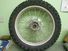 kawasaki  kx  500    rear  wheel