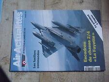 $$u Revue Air actualites N°510 Escadron de chasse 2/4 La Fayette  Marc Flament