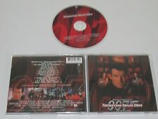 JAMES BOND 007 TOMORROW NEVER DIES/SOUNDTRACK/DAVID ARNOLD(A&M 3145408302)CD