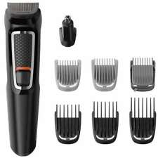 Philips Rechargeable Multigroom Grooming Beard Nose Stubble Hair Trimmer MG3730