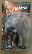 Movie Maniacs4 2nd Edition A Nightmare On Elm St. Freddy Krueger Action Figure
