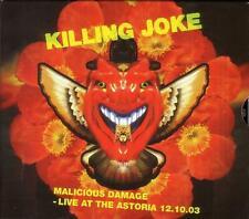 Killing Joke Live At The Astoria *LTD Edit DVD In a tin/postcards -