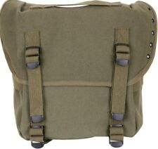 """Olive Drab Canvas Butt Pack 9"""" x 8.5"""" x 6"""""""