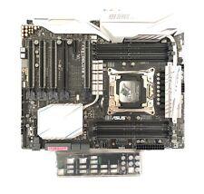Asus X99-DELUXE II, Intel X99, S 2011-3, DDR4, satae, U.2, M.2 (PCIe), 3-Way SLi