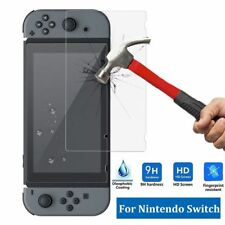 9H Tempered Glass Screen/PET Protector Cover Film Shield for Nintendo Switch