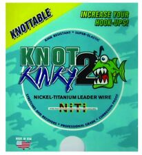 NEW! Knot2Kinky NT01415 Wire 45-Pound 15ft