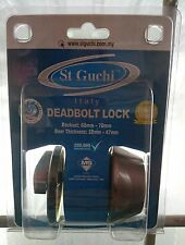 St Guchi™ SGD-291 Single Deadbolt Lock