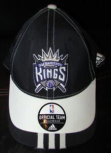 NBA Sacramento Kings Basketball Cap Hat by Adidas OSFA Brand New