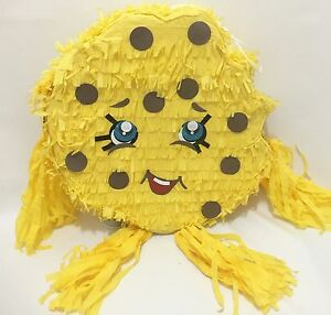Cookie Pinata, Can be used for Shopkins theme party!
