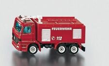 SIKU Fire Engine With Water Cannon Model - 1034 Truck