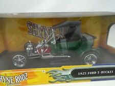 1:18 Signature Models #300119 - Shyne Rodz 1925 Ford T-Bucket Verde - Rarità §