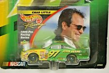 1999 Hot Wheels Pro Racing Collector Edition Chad Little 97 John Deere Diecast