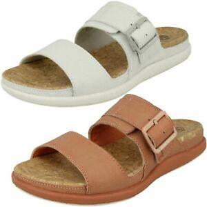 Clarks Cloudsteppers Step June Tide Mule Sandals