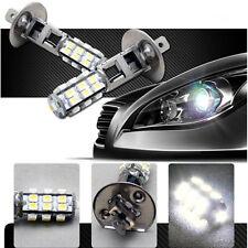 New H1 LED 25-SMD Canbus Hyper White 6000K Headlight 2x Bulbs High Beam HOTSALES