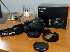 Sony Cyber-Shot DSC-RX10 III M3 20.1MP Digital SLR Camera with 3in Display