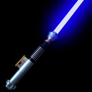 Star Wars Luke Skywalker Lichtschwert mit Steuerkonsole und Metalgriff Saber