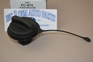 Ford Explorer Mecrury Lincoln Black Motorcraft Fuel Tank CAP OEM XU5Z-9030-NA