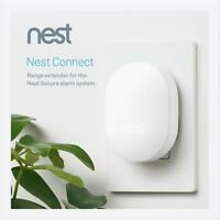 Nest Connect - Range Extender for Sent Security Alarm System - White