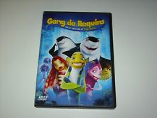 "(2) DVD DREAMWORKS ""  GANG DE REQUINS  """