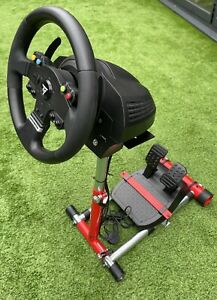 Thrustmaster TMX Forced Feedback Steering Wheel and pedals With Wheel Stand Pro
