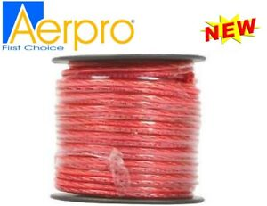 Aerpro 20GA Speaker Cable 39M Orange Cable Roll APW940OR - NEW