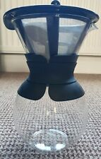 Bodum Pour Over Coffee Maker with Permanent Filter 1.0 L Black
