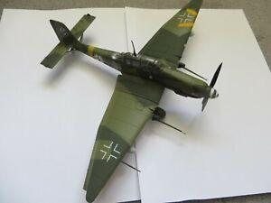 Franklin Mint 1:48 JU87 Stuka FMPM German Model Plane. Unboxed