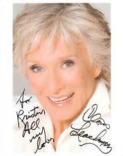 CLORIS LEACHMAN - Actress - Phyllis / Young Frankenstein - Autograph Photo