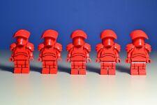 Lego Star Wars 2019 Elite Praetorian Guard Lot of 5 Minifigures 75225