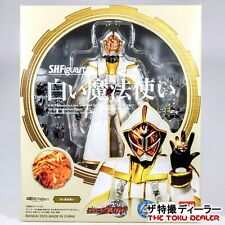 S.H.FIGUARTS KAMEN RIDER WIZARD WHITE WIZARD ACTION FIGURE SHIROI MAHOTSUKAI NEW