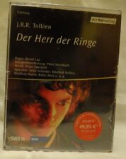 Der Herr der Ringe Fantasy J.R.R. Tolkien Hörspiel OVP