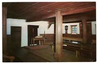 Vintage Postcard Historic Ephrata Cloisters Church Pennsylvania  J18