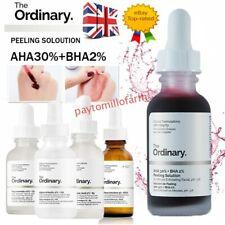 The Ordinary Peeling Solution AHA 30% + BHA 2% 30ml Exfoliating Useful UK Stocks