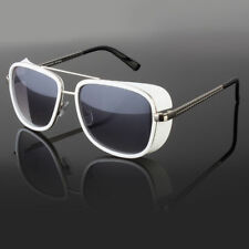 Iron Man Sunglasses color lens Robert Downey TONY STARK Personalized glasses