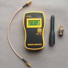 1 MHZ to 2400 MHZ with radio frequency meter 50 w power meter GY561
