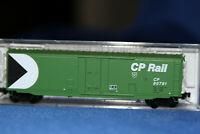 N Scale MTL Micro 50' Standard Box Car CP Rail 38250