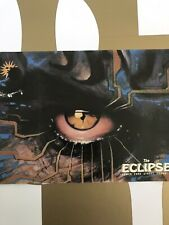 Eclipse Autumn Madness Rave Flyer