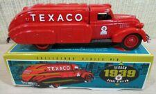1939 Ertl Texaco Dodge Airflow Bank 10th in Series Diecast