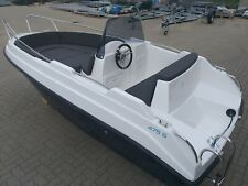 Motorboot 475 Konsolenboot Sportboot Freizeitboot Neuboot Neu