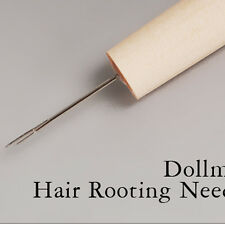 Dollmore OOAK BJD Gold HAIR ROOTING TOOL - Ver.M (1mm)