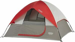 Wenzel Dome Tent 7x7 Base 3 Person Tent