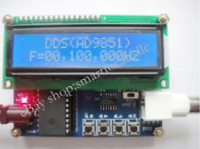 AD9851 DDS Function Signal Generator 0-50MHz signal source module LCD display